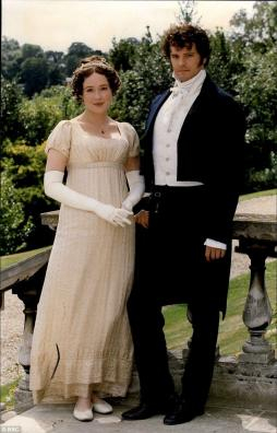 Elizabeth and Darcy, P&P Image
