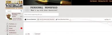 Newsfeed Tutorial