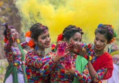 A pious festival.