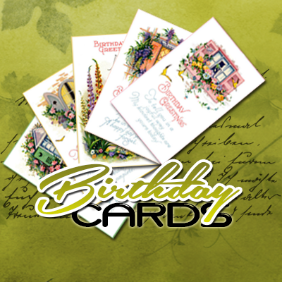 Birthday Card Banner