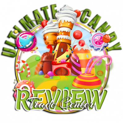 Candy Review Trade Center Banner
