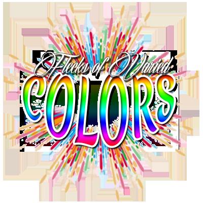 Flecks of Varied Colors Banner
