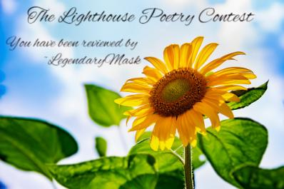The Lighthouse Poetry Contest Signature image