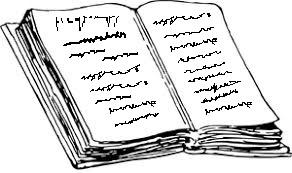 Clip art of my Scribble Book