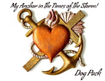My anchor in times of the storm.