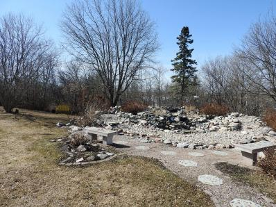 Our Yard - April 2021