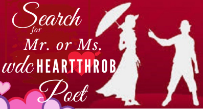 A contest for the heart season- (Poetry Contest) OPENS Feb 1,2021