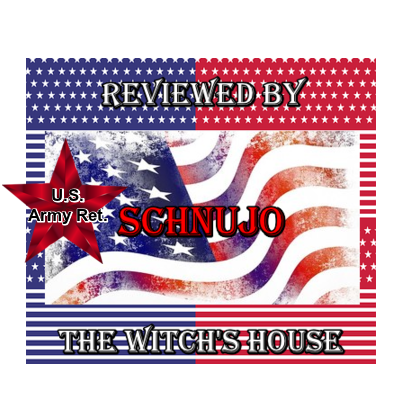 Reviewed by U.S. Army Ret. Schnujo at the Witch's House