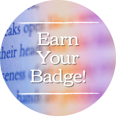 Header image for Earn Your Badge