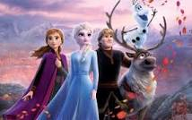 Our favorite characters from Frozen 2.