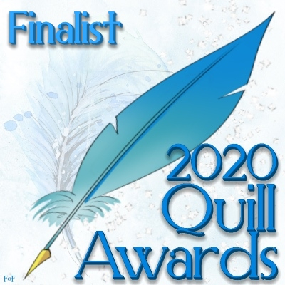 Finalist signature for the 2020 Quill Awards