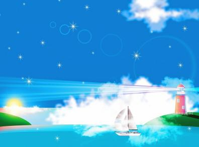 Sailin' in the Fog Image ~ Auction