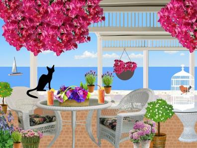 Veranda Glory Image ~ Auction