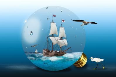Here's to Summer Sailin' Raffle Image