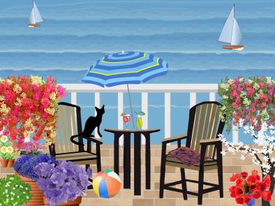 Summertime Sailin' ~ Raffle Image