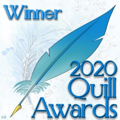Signature for those who have won a Quill Award at the 2020 Quill Awards