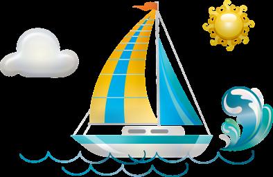 Sailin' in the Sun Image ~ Auction