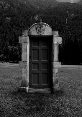 Where does this door take you?