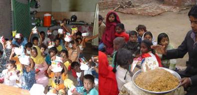 Please help the Orphans