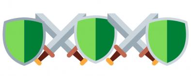 Summer divider (sword and shield)