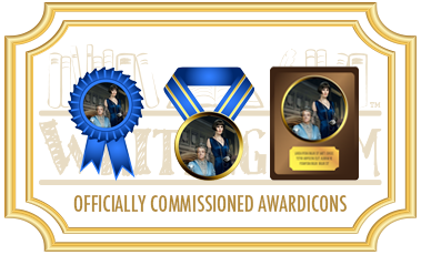 My Downton Abbey Commissioned Awards Of Mary and Violet