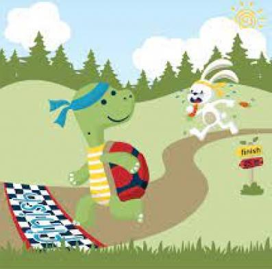 Tortise and Hare Racing!