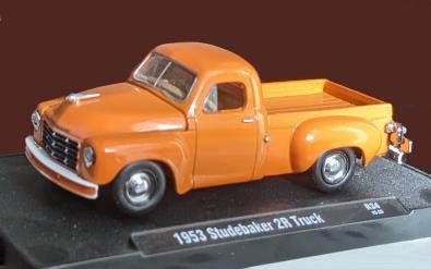 1953 Studebaker pickup model